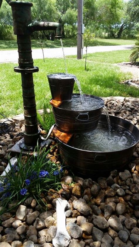 water feature diy ideas ideas to make your own outdoor water fountains outdoor water fountains water fountains and