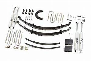 Chevrolet  Gmc 2500 6 U0026quot  Suspension Lift System 1973
