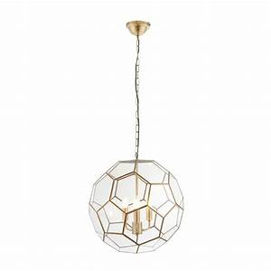 Endon lighting miele light ceiling pendant in antique