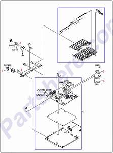 Rm1-1071-000cn Hp Power Supply Assembly - F