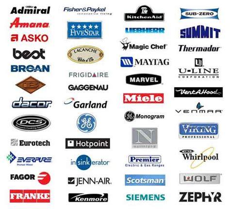 List Of Major Kitchen Appliance Brands Trendyexaminer