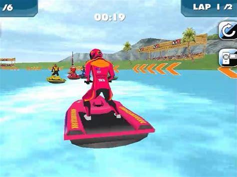 Water Scooter Game by Water Scooter Mania Juegos De Motos En Juegosjuegos