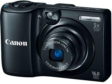 Canon Powershot A810 And A1300 Digital Cameras Ecousticscom