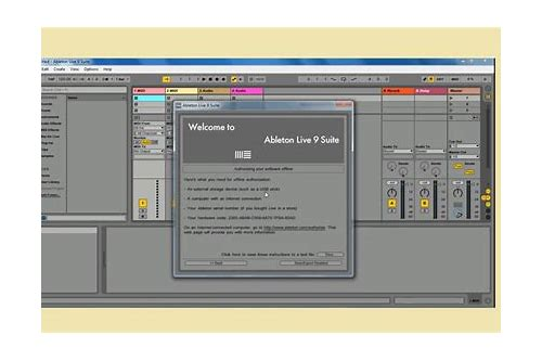 download ableton live free full version