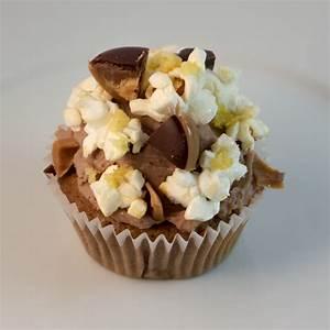 Popcorn Mit Honig : food battle der popcorn karamell cupcake tina in the middle ~ Orissabook.com Haus und Dekorationen