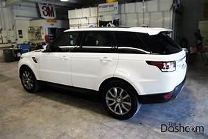 2015 Range Rover Sport Blackvue Dr750lw