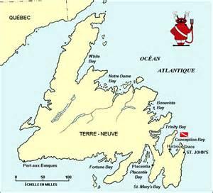 Terre Neuve Ile Et Vilaine saint pierre et miquelon nfld terre neuve quebec canada