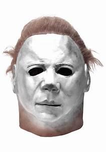 Lifelike Michael Myers Mask - Horror Movie Masks for Adults