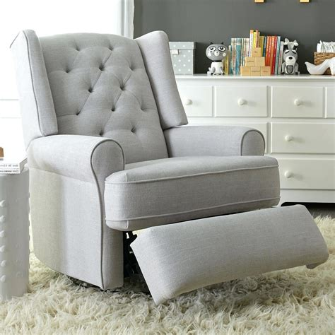 recliner gliders and ottomans for nursery baby animal nursery zoey grey nursery swivel glider