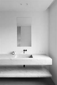 Modèle Salle De Bain : beaucoup d 39 id es en photos pour la salle de bain en marbre ~ Voncanada.com Idées de Décoration