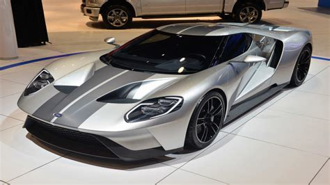 2017 Ford Gt Price