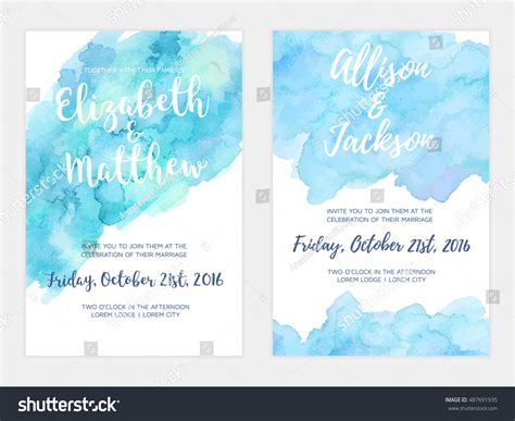 Vector Watercolor Background Elegant Simple Card Stock Art Palette Business Card Holder Avery Reader App For Windows 10 Like American Psycho Phone Visiting Artist Free Template With Social Media Icons Name Ai File