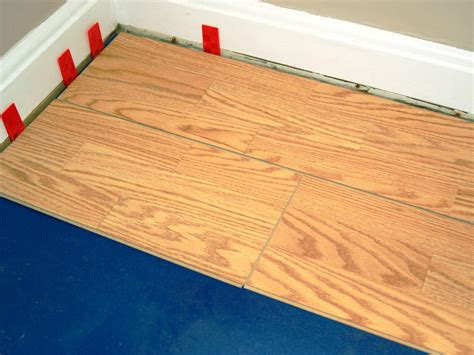 How To Install A Laminate Floating Floor  Howtos Diy