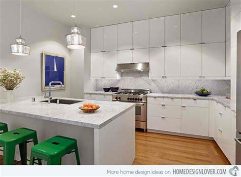 peninsula kitchen designs 15 astounding peninsula shaped modern kitchens home 1458