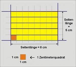 Flächeninhalt Quadrat Seitenlänge Berechnen : messen und berechnen von fl chen ~ Themetempest.com Abrechnung