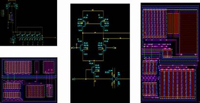 Analog Signal Ams Mixed 3d Comparator Dynamic