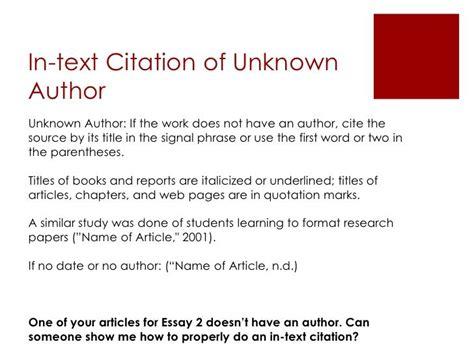 citation  text website  author google search