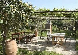Garten Mediterran Gestalten Bilder : sitzplatz anlegen und gestalten garten und terrasse praktische tipps ~ Whattoseeinmadrid.com Haus und Dekorationen