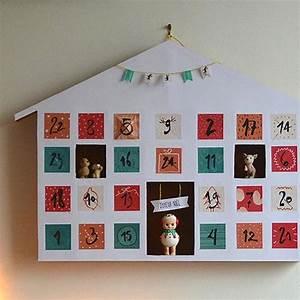 Calendrier De L Avent Maison En Bois : diy 20 calendriers de l 39 avent fait maison ~ Melissatoandfro.com Idées de Décoration