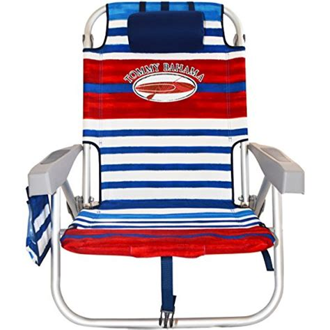 Bahama Backpack Cooler Chair Easy Stripe by 2 Bahama Backpack Chairs White Blue