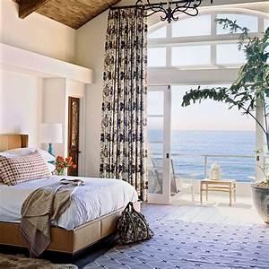 Elegant Coastal Bedroom Soothing Beachy Bedrooms