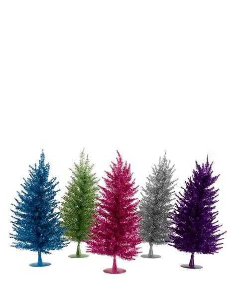 small christmas tree pictures colorful little divas mini christmas tree treetopia