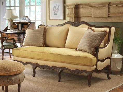 Country French Sofas Country French Style Sofa Hymns And