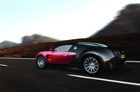 bugatti veyron eb  review