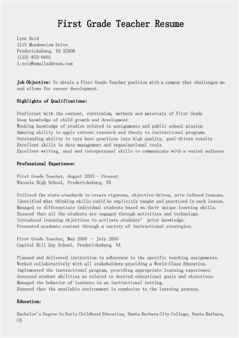 Grad Resume by Resume Sles Grade Resume Sle