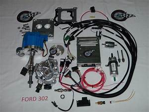Ford Fuel Injection System Complete Tbi