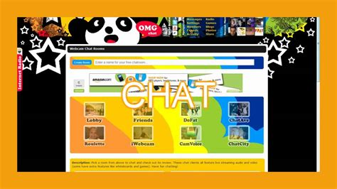 Live Chat Rooms Uk : Free Webcam Chat Rooms