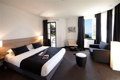 Les Chambres Hotel Rayolcanadel Sur Mer  Les Terrasses