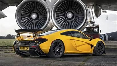 Supercars Wallpapers 1080p Supercar Mclaren Yellow P1