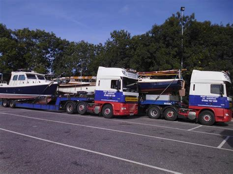 Boat Transport Cornwall by Andersons Boat Transport Posts