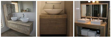 landelijke badkamermeubel tweedehands badkamermeubels jorg s houten meubelen