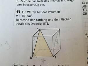 Definitionsbereich Berechnen : satz des pythagoras in quader und w rfel 14a und 13 ~ Themetempest.com Abrechnung