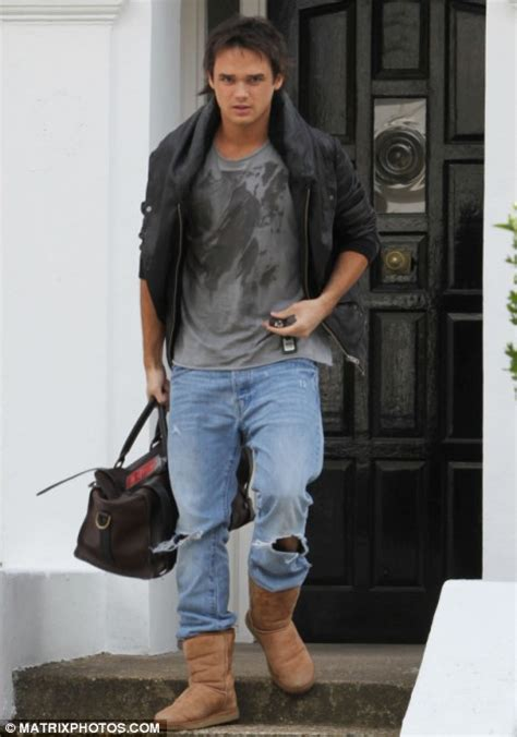 wear boots  jeans men fashion belief