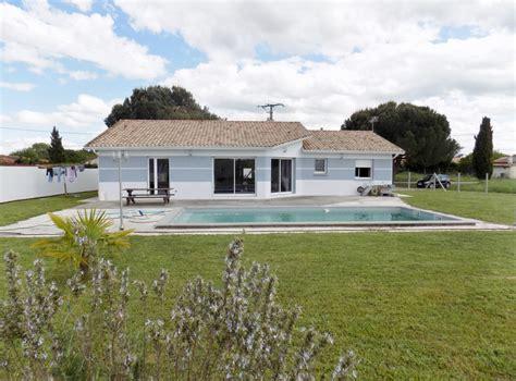 acheteurs maison contemporaine de plain pied avec 4 chambres et grand s 233 jour t5 f5 labarde cap