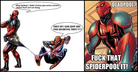 Funniest Spider-man Vs Deadpool Memes