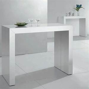 Console Murale Avec Tiroir : table console murale ~ Teatrodelosmanantiales.com Idées de Décoration