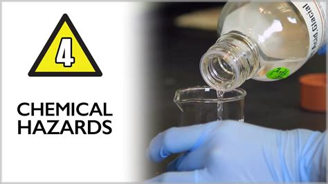 chemical hazards lab safety video part  youtube