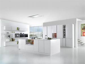 carrelage brillant 51 idees et des conseils pratiques With carrelage sol cuisine blanc brillant