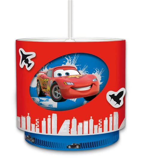 disney cars 2 abat jour 24 x 25 cm disney cars decokids tous leurs h 233 ros
