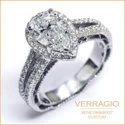 verragio wedding bands custom design showcase venetian 5007 for pear shaped verragio news all about