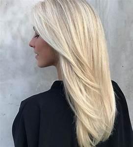 Coupe Cheveux Long Dégradé : coupe de cheveux d grad ou en couches 20 looks ~ Dode.kayakingforconservation.com Idées de Décoration