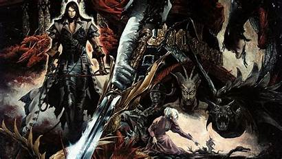 Castlevania Backgrounds Lords Shadow Wallpapers