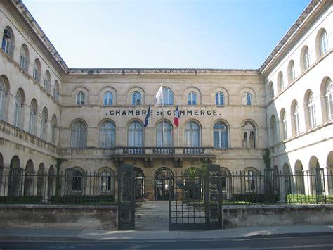 Fichierchambre De Commerce Et D'industrie, Nîmes, France