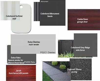 Facade Colours Colour Selections Eco Ecohomestyle