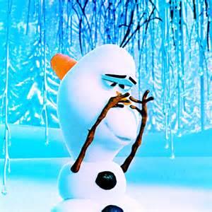Olaf Like a Baby so Cute Unicorn