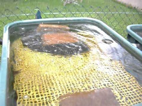 filtration de bassin faite maison youtube